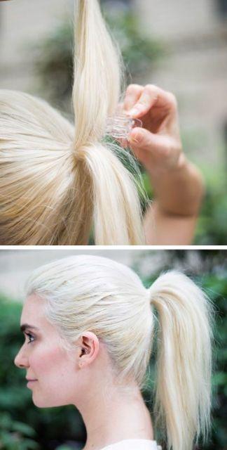 hair hacks fuller hair in minutes_New_Love_Times