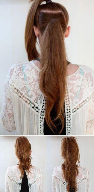hair hacks instant long hair_New_Love_Times