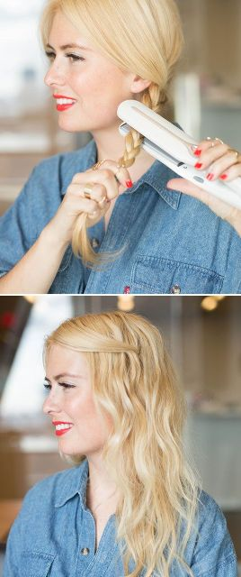 hair hacks instant waves with braids_New_Love_Times