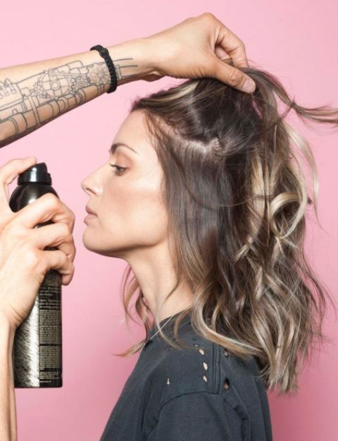 hair hacks silky hair without washing_New_Love_Times