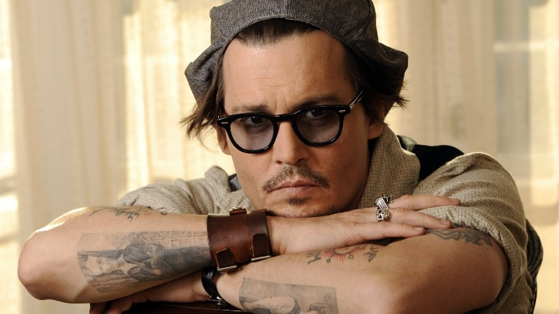 johnny depp_New_Love_Times