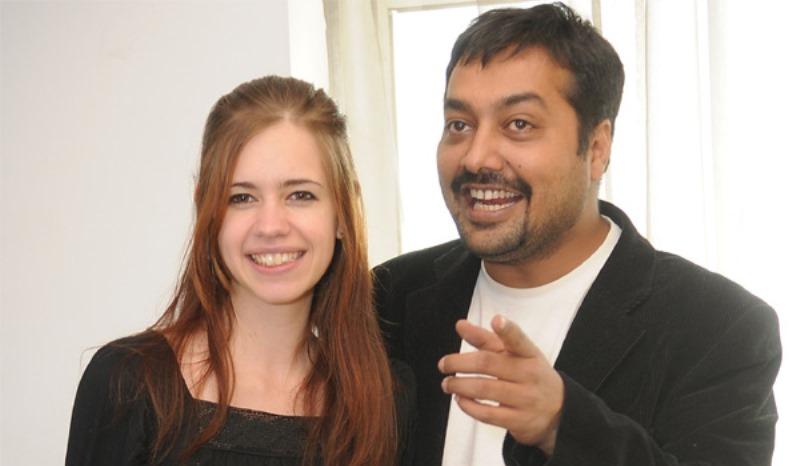 kalki koechlin and anurag kashyap
