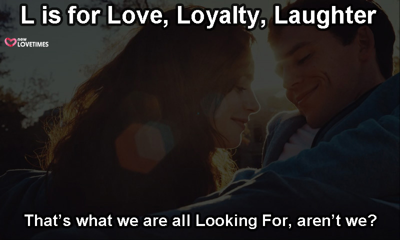love, loyalty, laughter_New_Love_Times