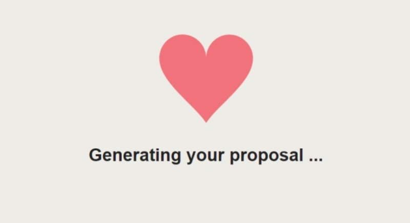 marriage proposal generator_New_Love_Times