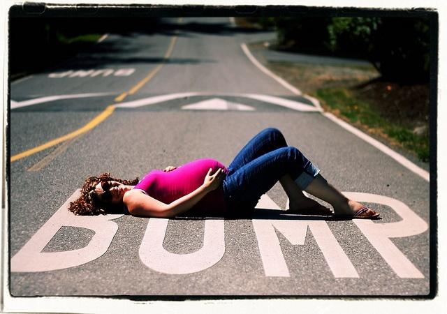 maternity bump ahead_New_Love_Times