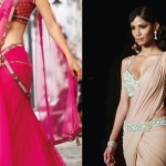 12 Elegant Saree Draping Styles For Skinny Women