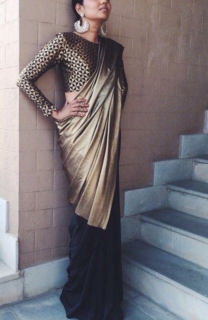 saree draping_New_Love_Times
