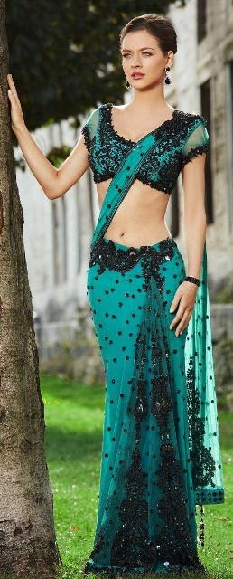 12 Elegant Saree Draping Styles For Skinny Women New