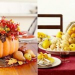 20 Easy Thanksgiving Decoration Ideas To Make Your Day Special