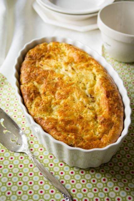 thanksgiving fresh corn spoon bread puff_New_Love_Times