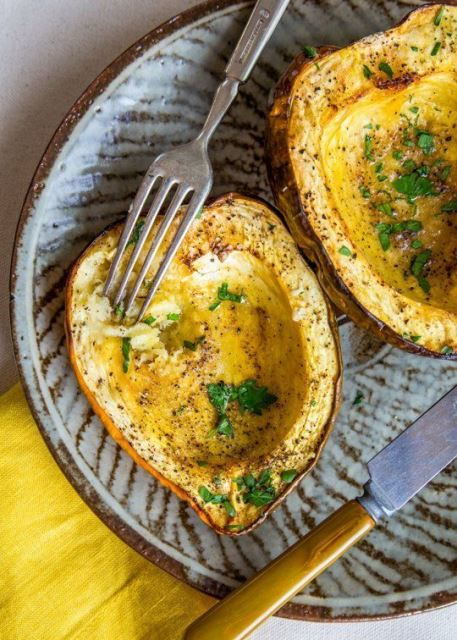 thanksgiving roasted acorn squash_New_Love_Times