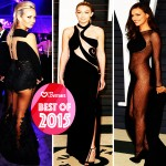 #BestOf2015 Dare To Bare: Top 20 Ballsy Celebrity Outfits Of 2015