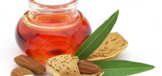 almond oil1