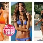 #BestOf2015 Top 10 Hottest Bikini Bods Of 2015 (International)