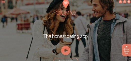 blume dating app home page_New_Love_Times