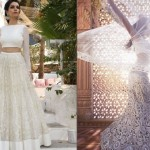 12 Simple Yet Gorgeous Looks For The Indian Bride Who Dares To Wear White
