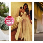#BestOf2015 Top 10 Celebrity Wedding Dresses Of 2015