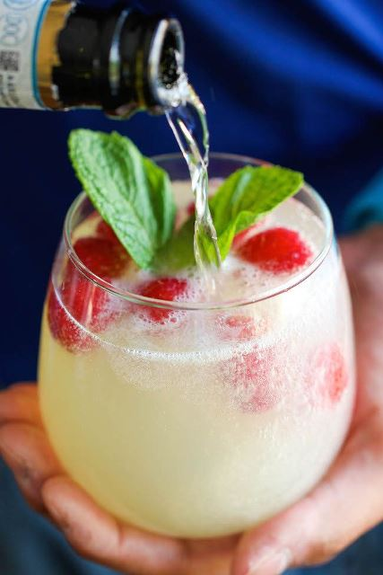 christmas drinks raspberry limoncello prosecco_New_Love_Times