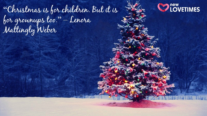 quotes about christmas_New_Love_Times