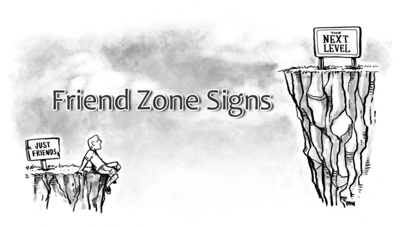 dating friend zone signs
