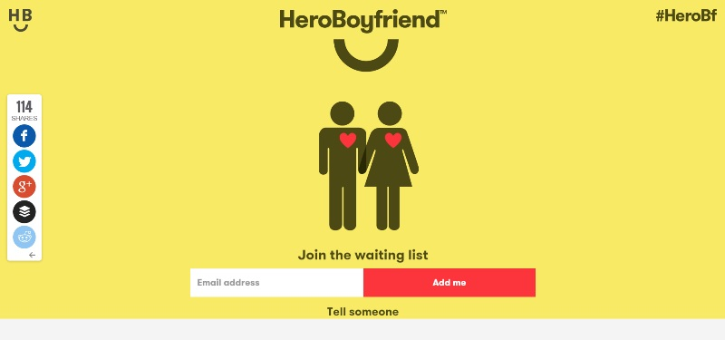 heroboyfriend app home page_New_Love_Times