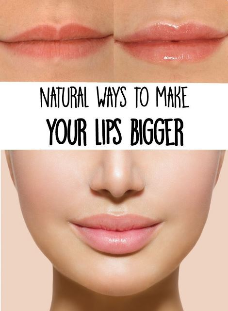 how to make lips look bigger_New_Love_Times