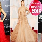 #BestOf2015 Top 10 Sizzling Hollywood Red Carpet Looks Of 2015