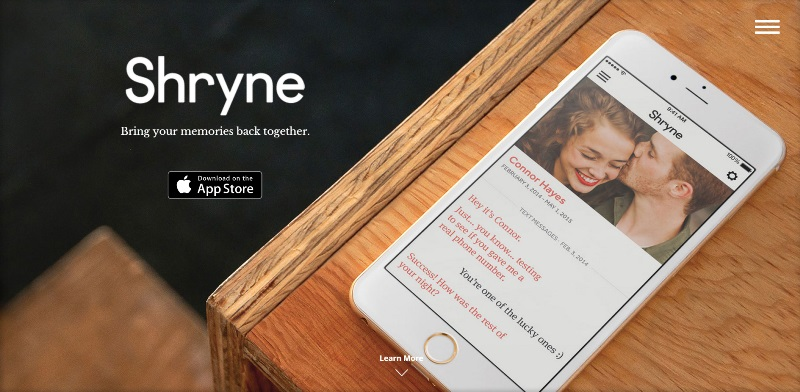 shryne dating app home page_New_Love_Times