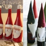 15 DIY Wine Bottle Decorations You MUST Try This Christmas