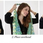 15 Super-Stylish Ways To Wear A Scarf