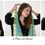 15 Super-Stylish Ways To Wear A Scarf