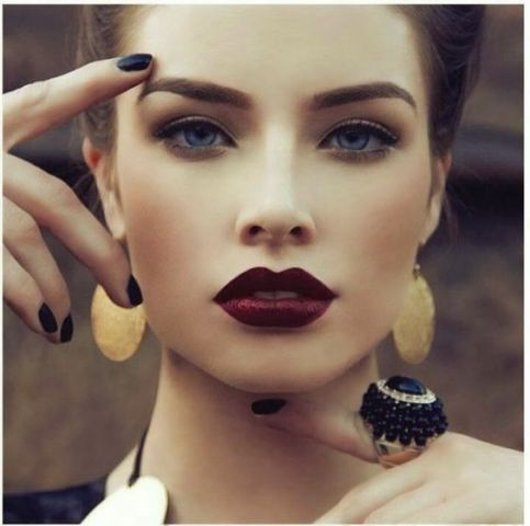 brown lipstick_New_Love_Times