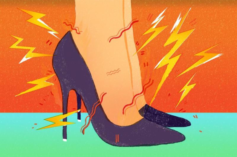 high heels_New_Love_Times
