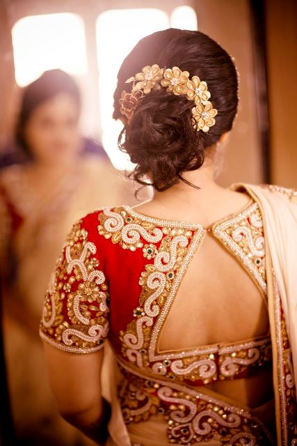 indian bridal hairstyles_New_Love_Times