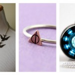 You'll LOVE These Awesome Pieces Of Jewelry Inspired By Books And Movies