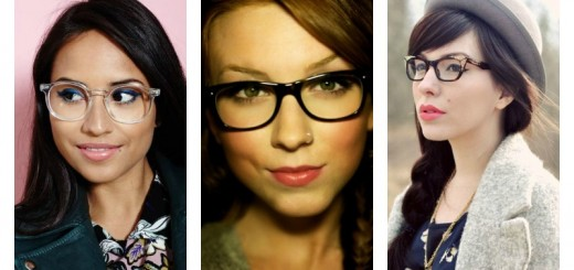 makeup with glasses#0