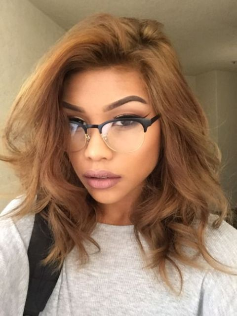 makeup with glasses_New_Love_Times