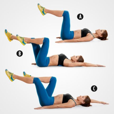 how to get rid of a muffin top_New_Love_Times