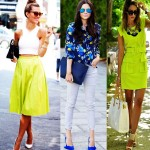 Pop Of Color: 21 Color-FULL Ways To Work Neon Into Your Outfits