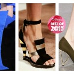 #BestOf2015 Top 16 Shoes Spotted On The Runway In 2015