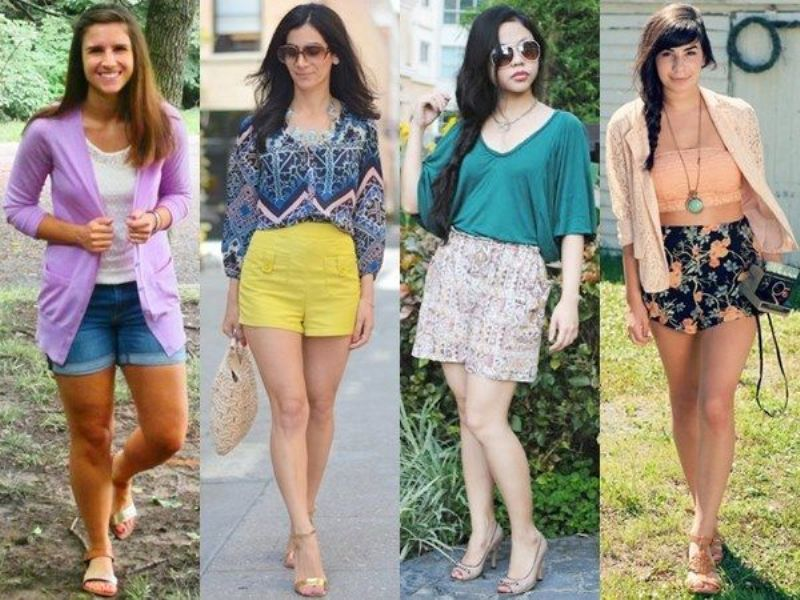 44d0a4e0d0 Shorts For All Shapes  Proof That Any Body Shape Or Size Can Rock Shorts