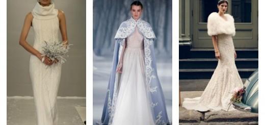 winter wedding dresses_New_Love_Times