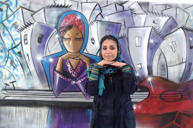 Shamsia Hassani_New_Love_Times