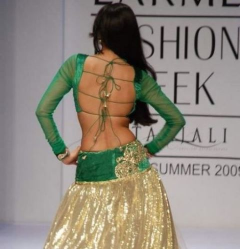 choli designs_New_Love_Times