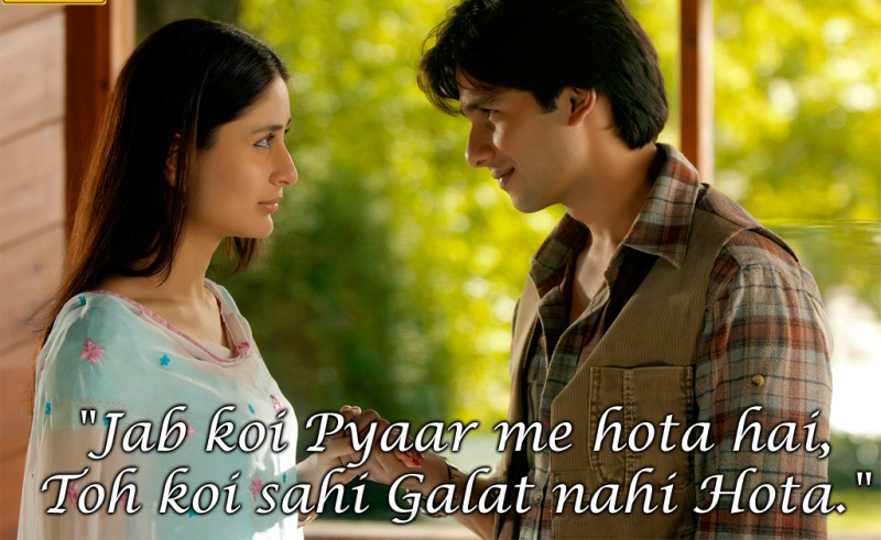 A Look At The 100 Most Romantic Dialogues In Bollywood On