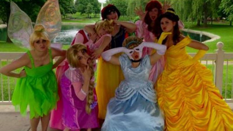 fairytale princesses drunk_New_Love_times