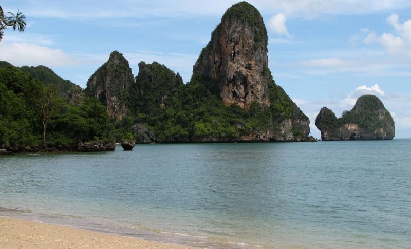 girls holiday railay beach, thailand_New_Love_Times