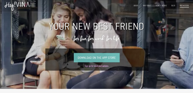 hey! vina app home page_New_Love_Times
