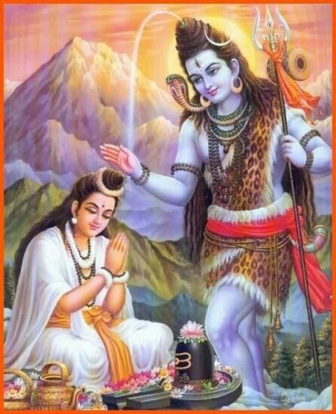 Parvati meditating to make Lord Shiva her husband_New_Love_Times