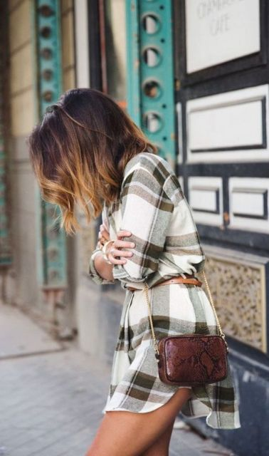 plaid flannel shirt_New_Love_times